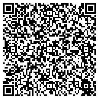 QR-код с контактной информацией организации КРОМ