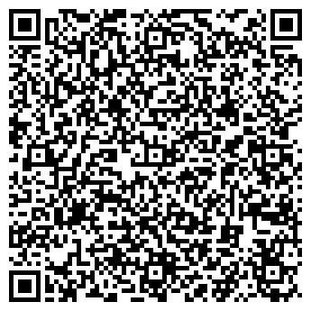 QR-код с контактной информацией организации Тойота Центр Южно-Сахалинск