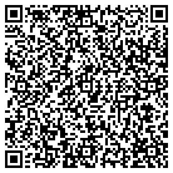 QR-код с контактной информацией организации CONFETTI