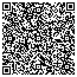 QR-код с контактной информацией организации METRO