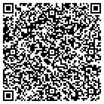 QR-код с контактной информацией организации АКАДЕМИЯ ИНТЕРЬЕРА