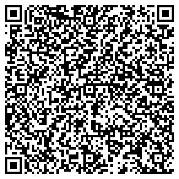 QR-код с контактной информацией организации ROMANTIC