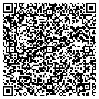 QR-код с контактной информацией организации TGI FRIDAY'S