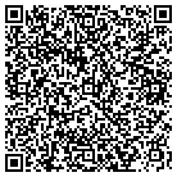 QR-код с контактной информацией организации МЕЖПРОМБАНК ПЛЮС