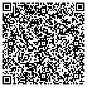 QR-код с контактной информацией организации PETIT BATEAU