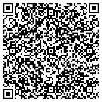 QR-код с контактной информацией организации ООО «Росметалл»