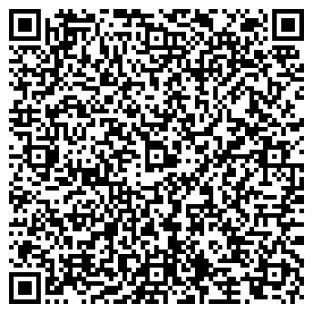 QR-код с контактной информацией организации IT-сервис