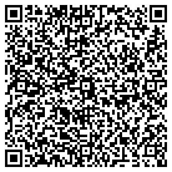 QR-код с контактной информацией организации ТРИКОТАЖНЫЙ МИР
