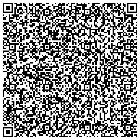 QR-код с контактной информацией организации Республиканская служба по охране, контролю и регулированию использования объектов животного мира, отнесенных к объектам охоты, контролю и надзору в сфере природопользования