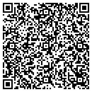 QR-код с контактной информацией организации MISSONI