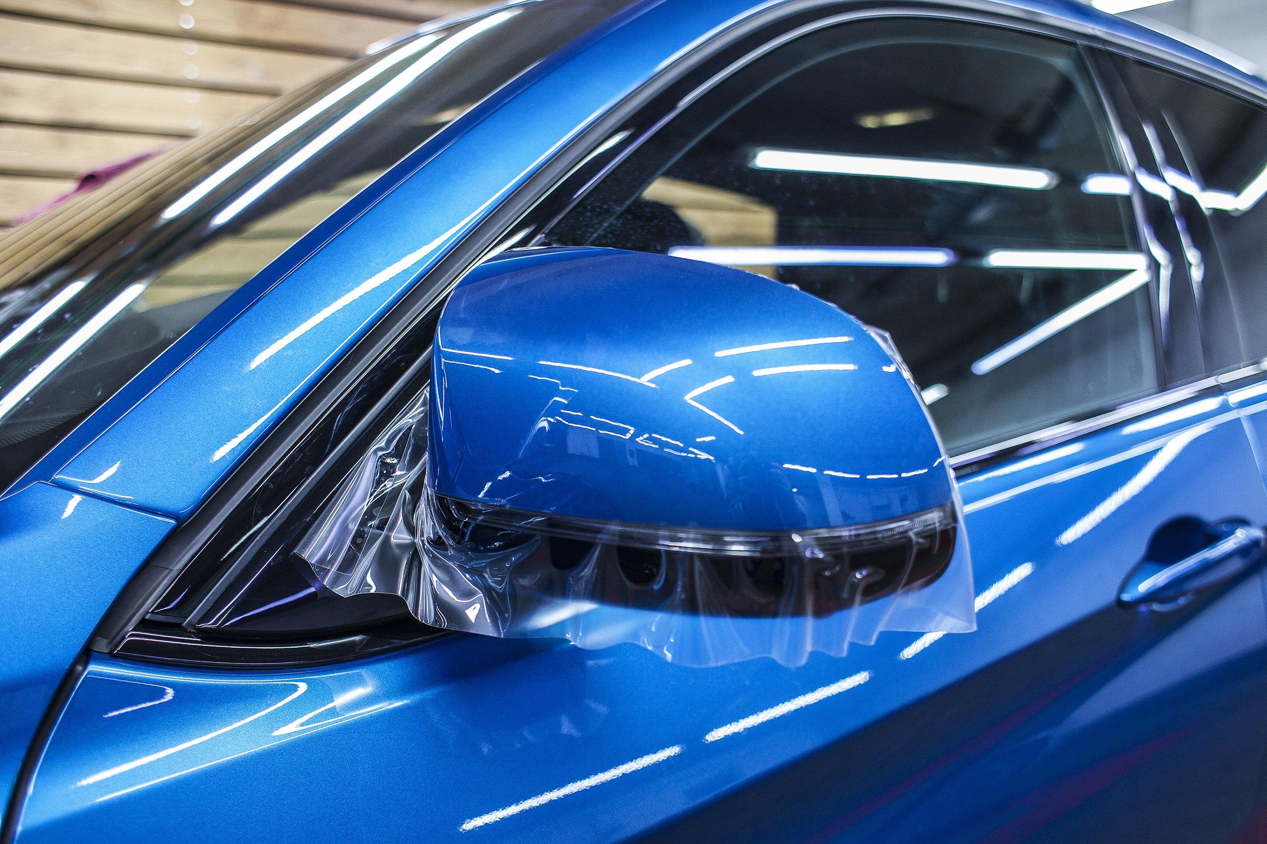защитная пленка на авто купить в москве