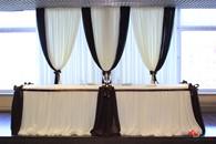 Услуги по офомлению свадебного зала