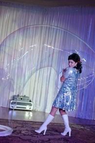 """Шоу мыльных пузырей """"Альфия"""""""