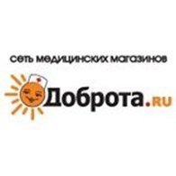 """Сеть медицинских магазинов """"Доброта.ru"""""""