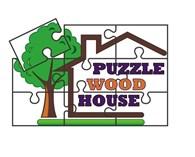Puzzle Wood House