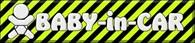 BABY in CAR - магазин детских безопасных автокресел