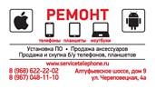 """Service Telephone"" на Череповецкой"