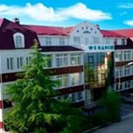 """Отель """"Феодосия"""" и """"Магазин мебели"""""""