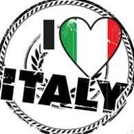 """""""I love Italy"""""""