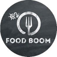 FOOD BOOM, служба доставки готовых блюд