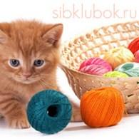 """Интернет-магазин """"Сибклубок.ru"""""""