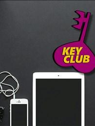 Key club 🔑