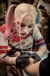 Tattoo Spike