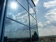 Тонирование окон стекол
