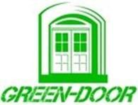 Green - Door