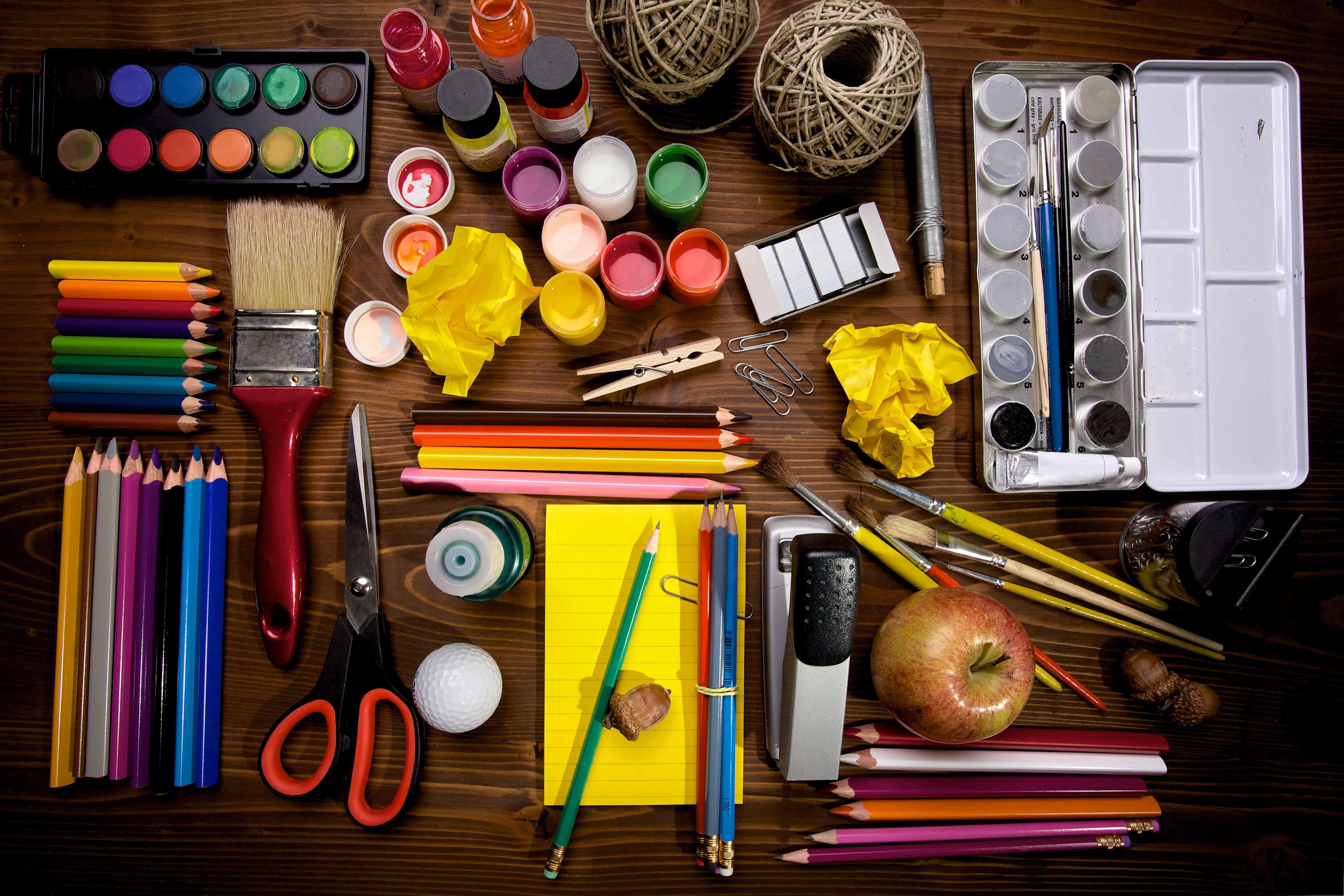 Картинки товаров для творчества