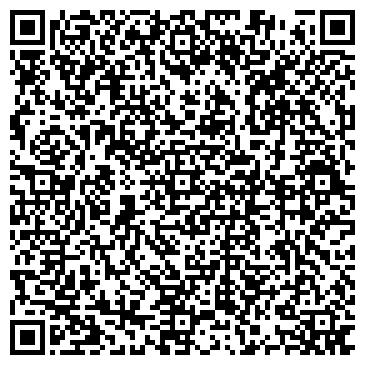 QR-код с контактной информацией организации Pacmans
