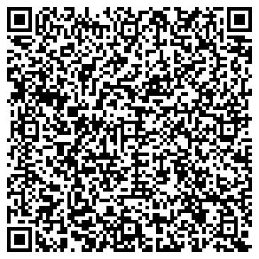 QR-код с контактной информацией организации FINE ART