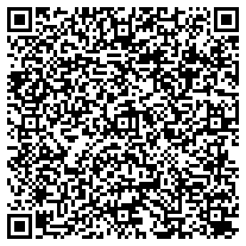 QR-код с контактной информацией организации Швейные машины