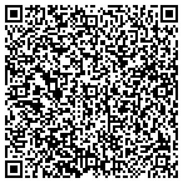 QR-код с контактной информацией организации НовПласт