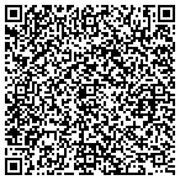 QR-код с контактной информацией организации Киоск по продаже мясной продукции, ОАО Унипром
