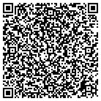 QR-код с контактной информацией организации Sport & Life