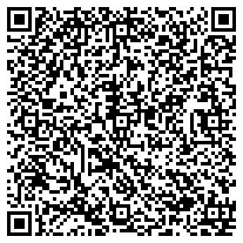QR-код с контактной информацией организации Любимые шторы