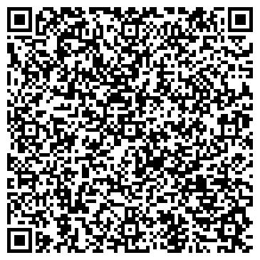 QR-код с контактной информацией организации Мадам Строчкина