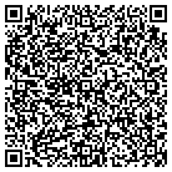 QR-код с контактной информацией организации Luxuria