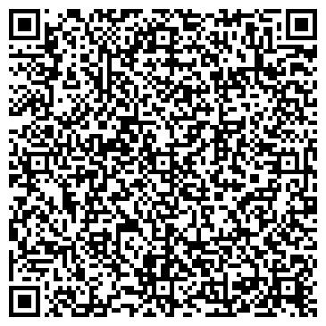 QR-код с контактной информацией организации ТЮЗ