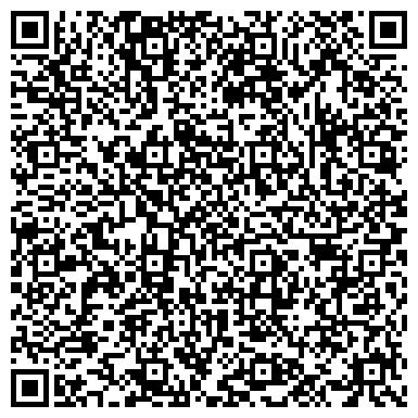 QR-код с контактной информацией организации ШКОЛА ПАРИКМАХЕРСКОГО ИСКУССТВА ПАВЛА БАЖЕНОВА