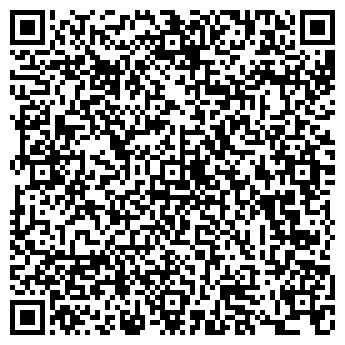 QR-код с контактной информацией организации 100 Дверей