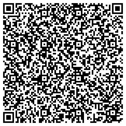 QR-код с контактной информацией организации Отдел по работе с предприятиями и информацией