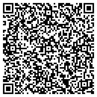 QR-код с контактной информацией организации Label men`s show room