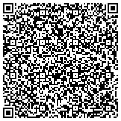 QR-код с контактной информацией организации Цветы от Ольги