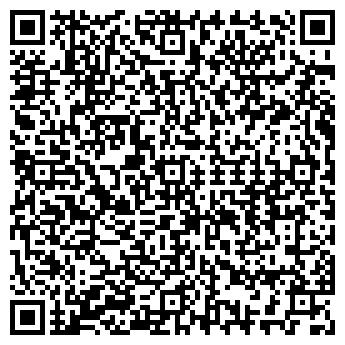 QR-код с контактной информацией организации АН Континент