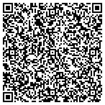 QR-код с контактной информацией организации ООО Перловская баня