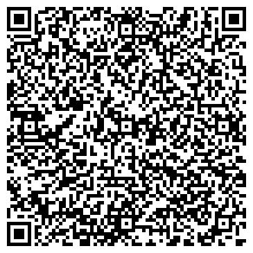 QR-код с контактной информацией организации ЭРУДИТ, ЧАСТНАЯ ШКОЛА - ДЕТСКИЙ САД