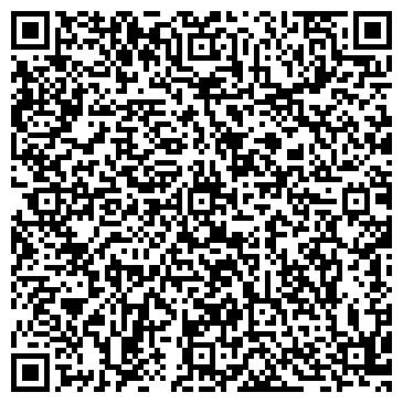 QR-код с контактной информацией организации Парус, ресторан-бар