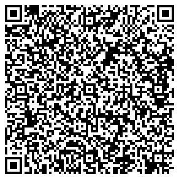 QR-код с контактной информацией организации Галерис